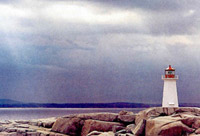 Lighthouse, nova scotia