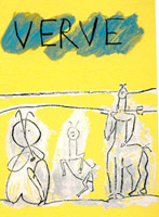 Cover for verve